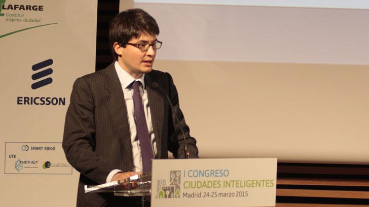 Pedro González Torroba, director de Madrid Emprende.