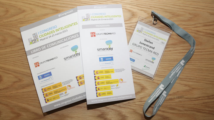 Libro de Comunicaciones, programa y acreditación