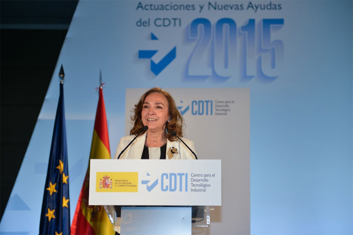 Carmen Vela, Secretaria de Estado de I+D+i