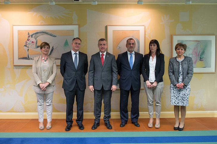 ThyssenKrupp en Euskadi