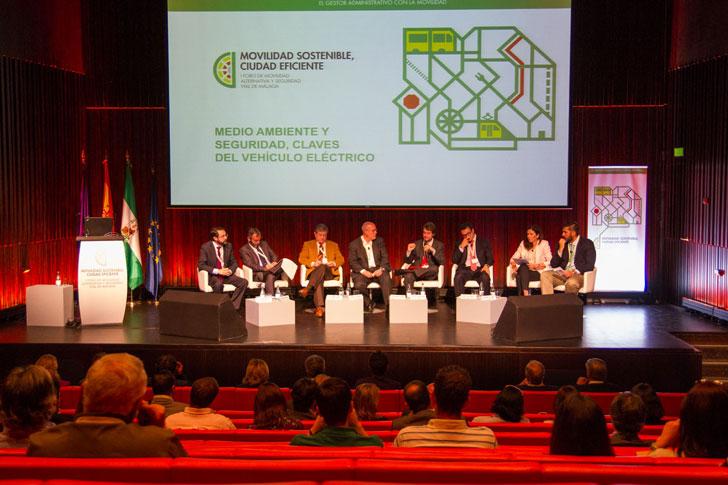 Formo Movilidad Eléctrica en Málaga