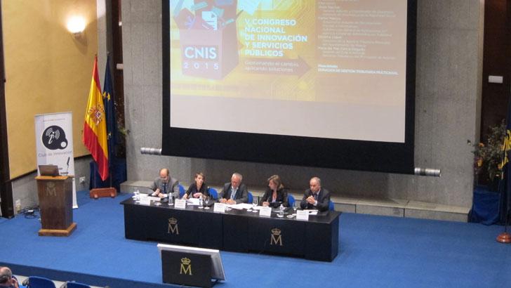 CNIS 2015 mesa de debate