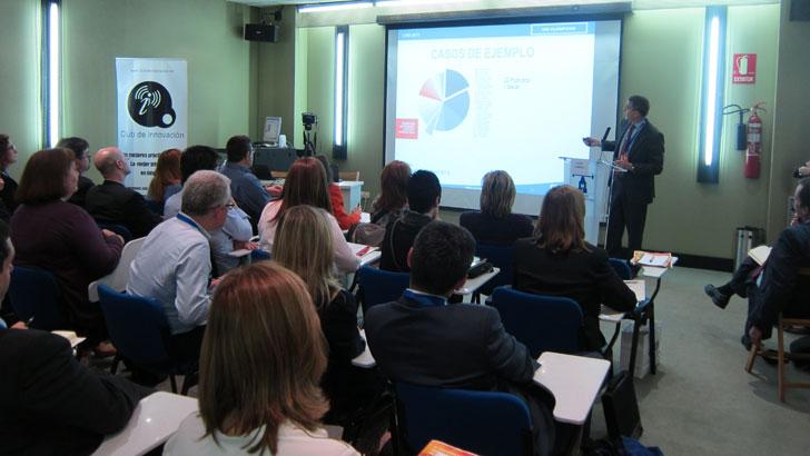 CNIS 2015 Sala de comunicaciones