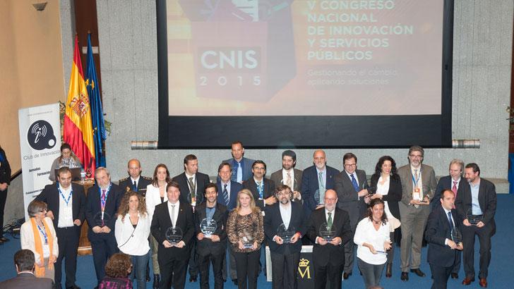 Premios CNIS 2015
