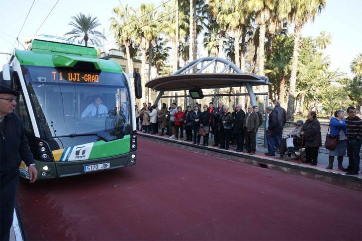 Autobús de Castellón