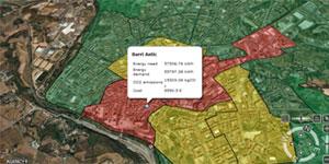 Plataforma Semanco: Valorar de forma integrada el impacto energético de la planificación urbana
