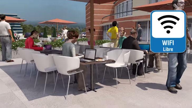 Smartcity santiago un piloto de gesti n integral urbana for Oficina consumo santiago