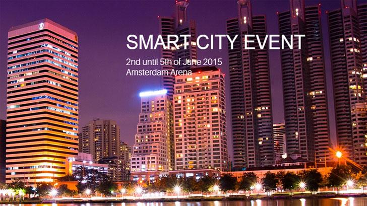 Amsterdam Smart City Event 2015