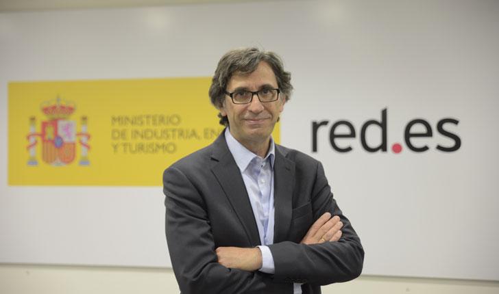 Daniel Noguera, director general de Red.es