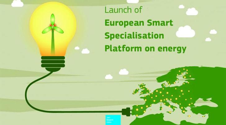 Plataforma Europea de Especialización Inteligente en Energía