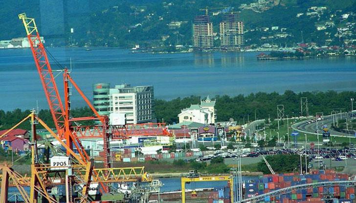 Puerto Internacional Major de la Isla Trinidad