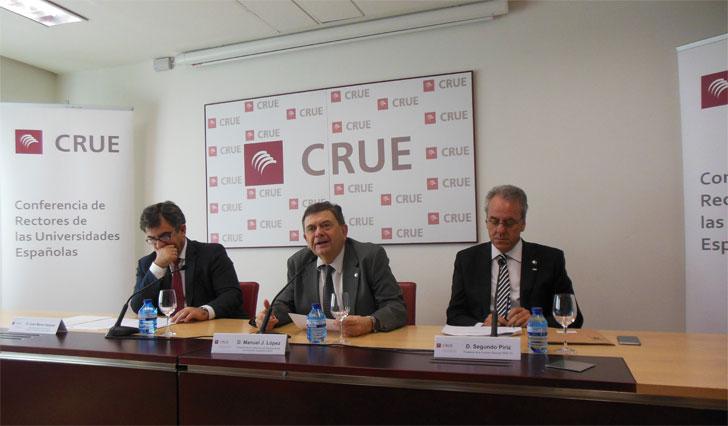 CRUE presenta UNIVERSITIC
