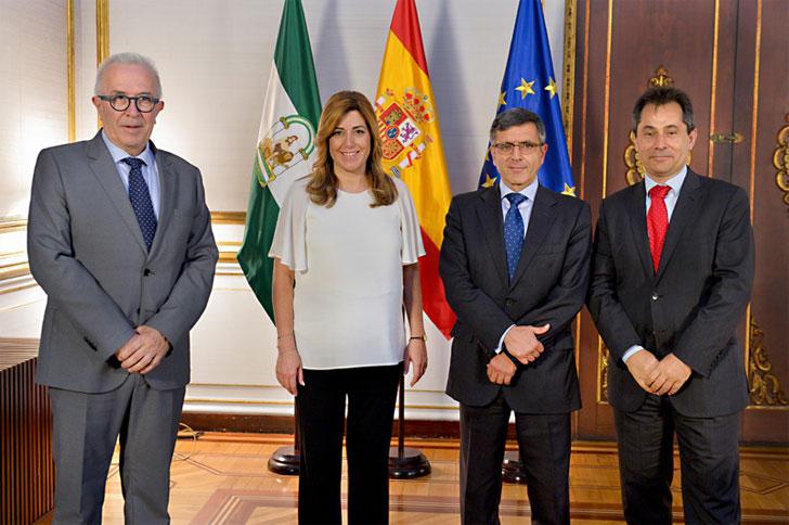 Andalucía plan Smart 2020