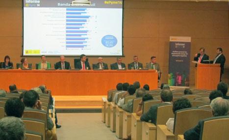 Presentación del Informe EPYME 2014