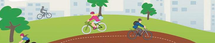 Cursos uso urbano de la bicicleta