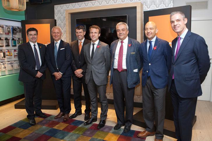Acuerdo entre SETSI,  Secretaría de Estado de Comercio y Fab Orange