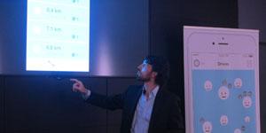Presentación de la aplicación 'Drivies' de Telefónica