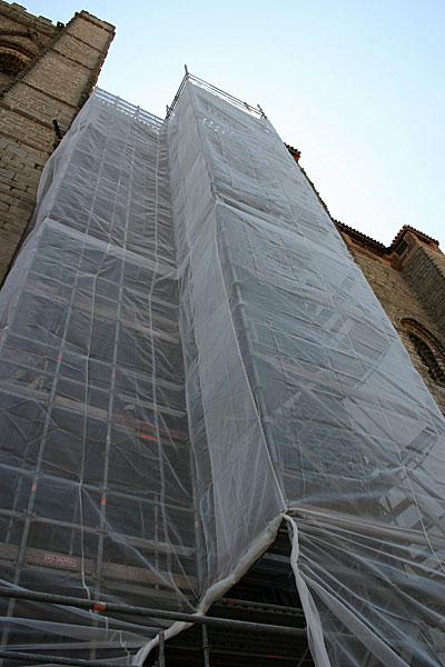 Fachada Catedral de Ávila