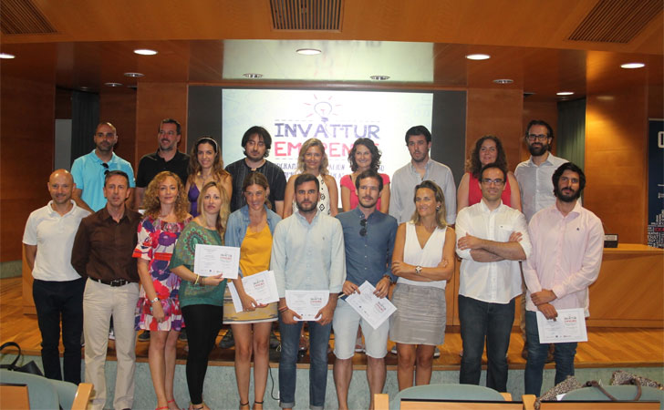 Premios Centro de Turismo en  Valencia, Invattur