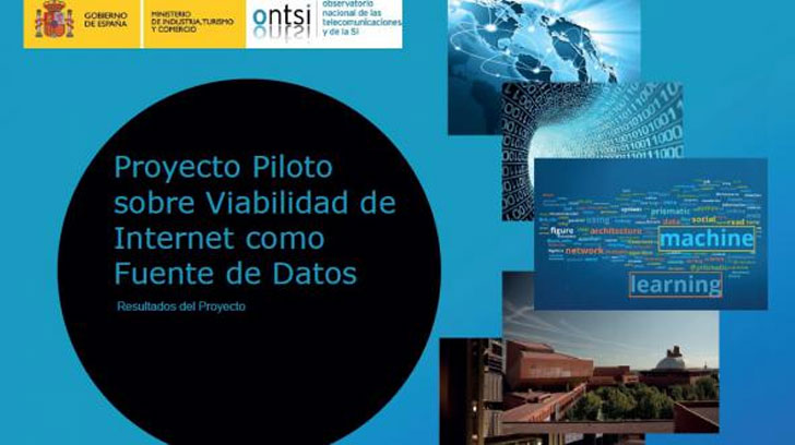 ONTSI, pilotos sobre big data
