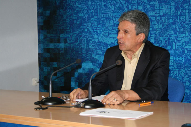 José Pablo Sabrido, Titular de Transparencia, Ayto de Toledo