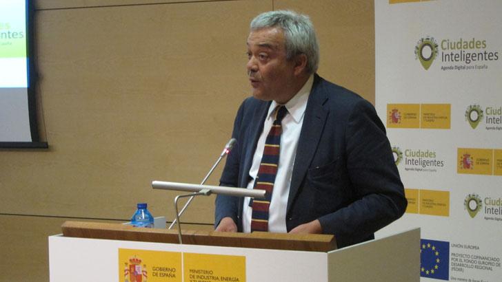 Víctor Calvo-Sotelo, SETSI