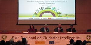 Destinos Inteligentes y normalización de las Ciudades Inteligentes