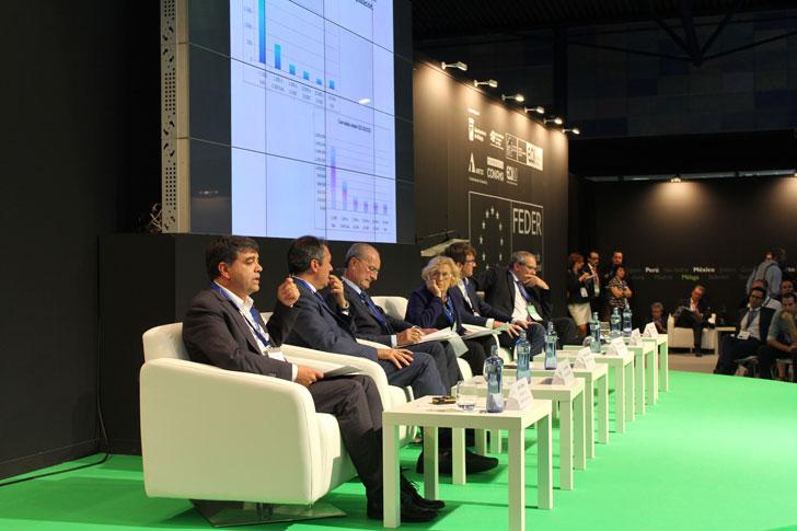 Greencities & Sostenibilidad, mesa de alcaldes