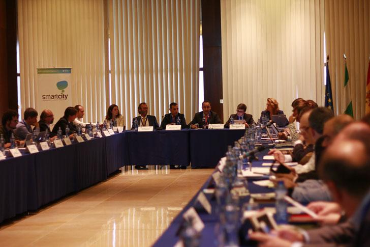 Reunión de RECI en  Greencities