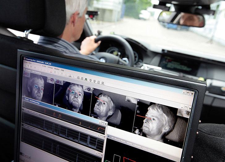 Bosch sistema de autoconducción