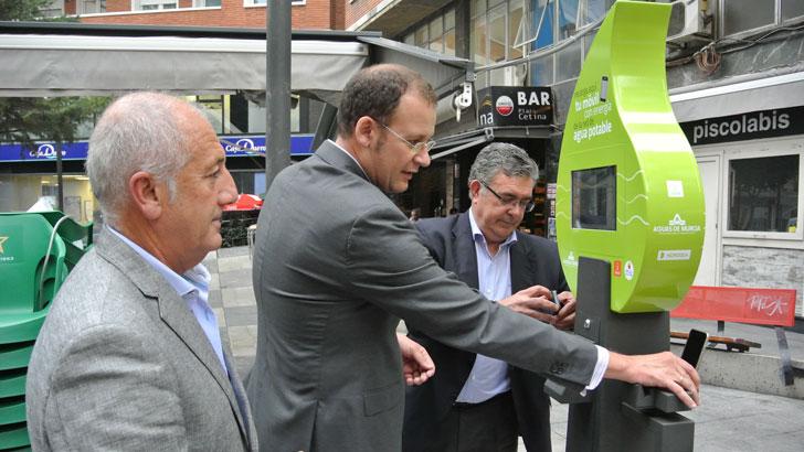 Cargador Smart Murcia