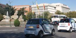 Presentación de car2go en Madrid