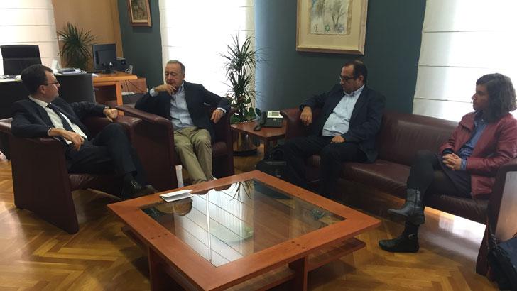 Acuerdo entre Ayuntamiento y Universidad de Murcia para apertura de Aulas de Libre Acceso