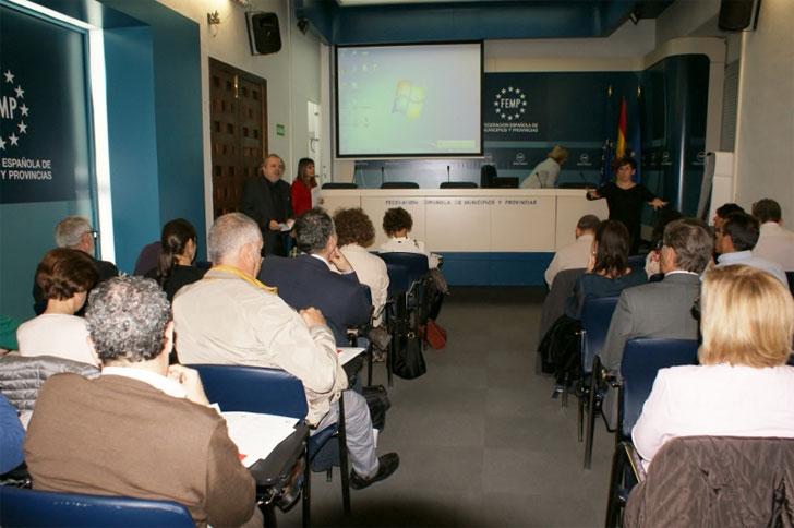 Jornada sobre Accesibilidad en Vías y Espacios Públicos