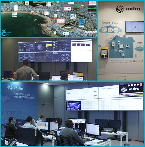 Soluciones de Indra para el nuevo entorno digital. MED-IT