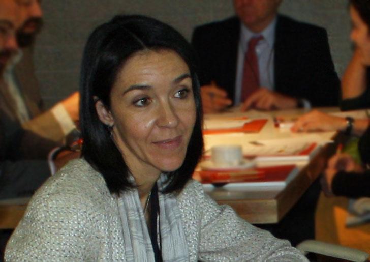 Isabel Mateos, Product Manager de LafargeHolcim