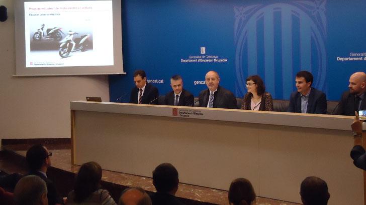 Consorcio Industrial Moto Eléctrica Catalana