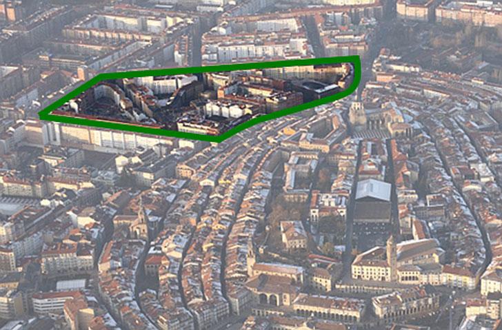 Barrio de la Coronación, Vitoria-Gasteiz, proyecto SmartEnCity
