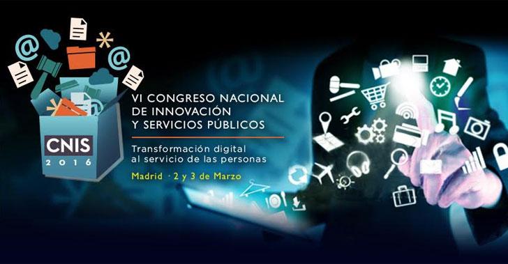 Sexta edición congreso CNIS