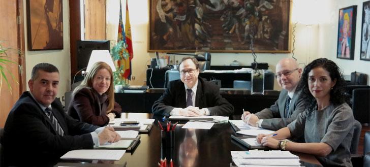 Constitución del consejo rector del Instituto Valenciano de la Administración Tributaria