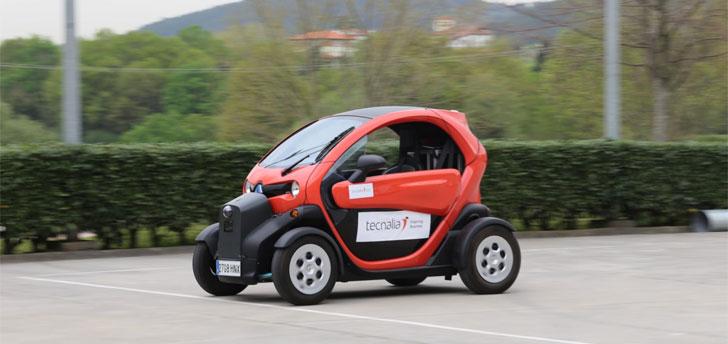 Prototipo de coche automático