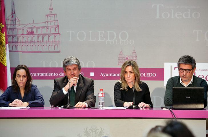 Autoridades locales de Toledo
