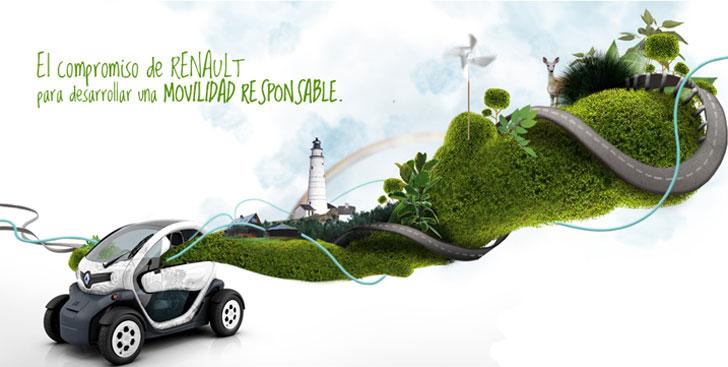 Vehículo eléctrico de la convocatoria de los Premios Movilidad Sostenible