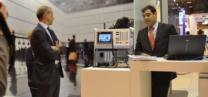 Sistema de seguridad de Siemens