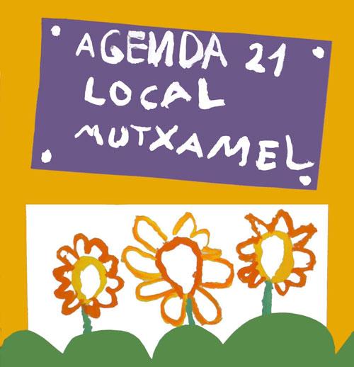 Cartel de la Agenda 21 Local de Mutxamel