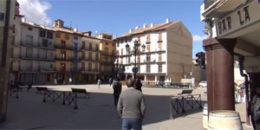 Calatayud, ciudad LED