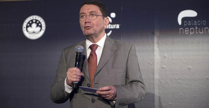 Taleb Rifa, secretario general de la Organización Mundial del Turismo