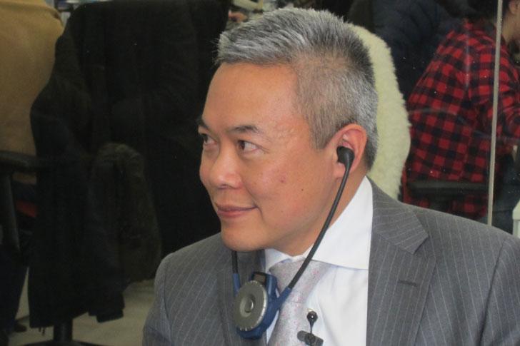 Alex Li es analista de estándares en Microsoft