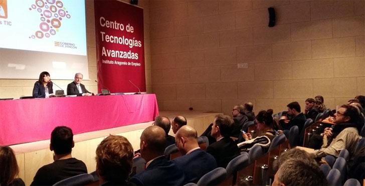 Presentación del Estudio de Necesidades de Formación y Empleo TIC en Aragón