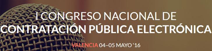 I Congreso Nacional de Contratación Pública Electrónica